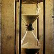 Hourglass  Print by Bernard Jaubert