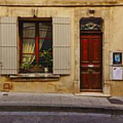 House Arles France Dsc01781  Art Print