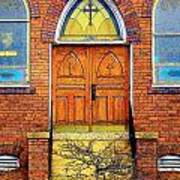 House Of God Art Print