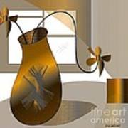 House Warming Art Print