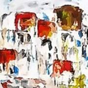 Houses 0268 Marucii Art Print