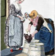 Housewife, 1811 Art Print