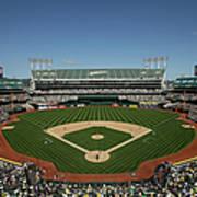 Houston Astros V Oakland Athletics Art Print