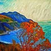Hout Bay Art Print