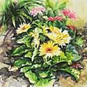 The Garden Rule Art Print