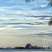 Hua Hin Coastline 02 Art Print