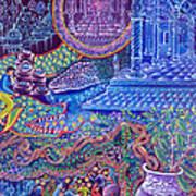 Huasi Yachana Art Print