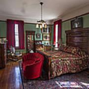 Huguette Clark's Bedroom -- Butte Montana Art Print