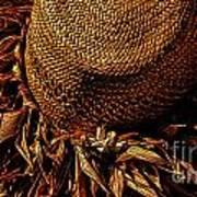 Hula Hats 7 Art Print