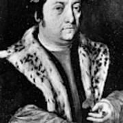 Huldreich Zwingli (1484-1531) Art Print