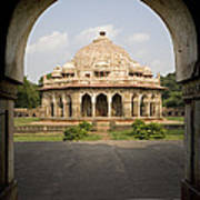 Humayuns Tomb, India Art Print