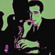 Humphrey Bogart And The Maltese Falcon 20130323 Art Print