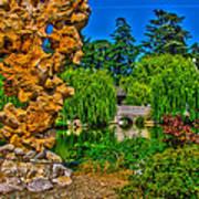 Huntington Gardens Ca Art Print