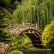 Huntington Japanese Garden No 3 Art Print