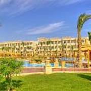 Hurghada Hotel 02 Art Print