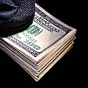 Hush Money Art Print