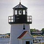 Hyannis Harbor Replica Art Print