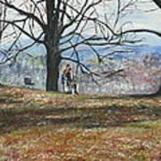 Hyde Park Ny Art Print
