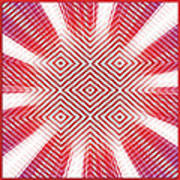 Hypnotic Vision Art Print