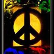 I Dream Of Peace Art Print
