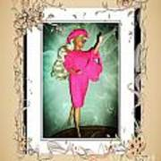 I Had A Great Time - Fashion Doll - Girls - Collection Art Print