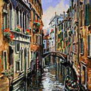 I Pali Rossi Art Print