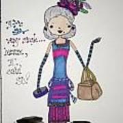 I Said So Art Print by Mary Kay De Jesus