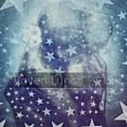 I See Stars Art Print