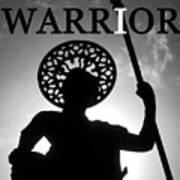 I Warrior Art Print