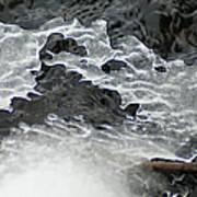 Ice Formations Viii Art Print