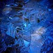 Ice Slace Art Print