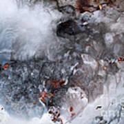 Ice Transformation Vii Art Print