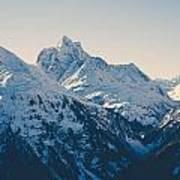 Iconic Arlberg Art Print