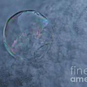 Icy Air Art Print
