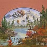 Idaho Art Print