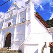 Iglesia De San Antonio Art Print