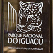 Iguacu National Park - Brazil Art Print
