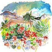 Igueste De San Andres 03 Art Print