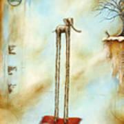 i'l Tappeto Magico #1 Art Print
