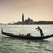Il Veneziano Art Print