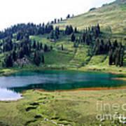 Image Lake  Art Print