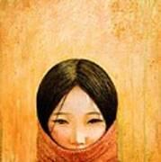 Image Of Tibet Art Print by Shijun Munns
