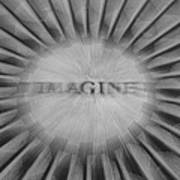 Imagine Zoom Art Print