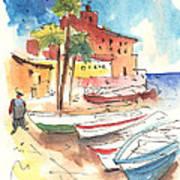Imperia In Italy 01 Art Print