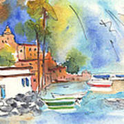 Imperia In Italy 02 Art Print