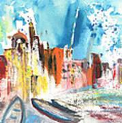 Imperia In Italy 03 Art Print