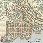 Imperium Vallis Art Print