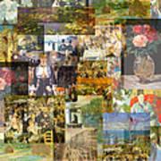 Impressionism 1870s To Begin Xxth Century Art Print