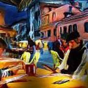 Impressions Of Italy Art Print
