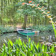 Impressions Of Monet Art Print